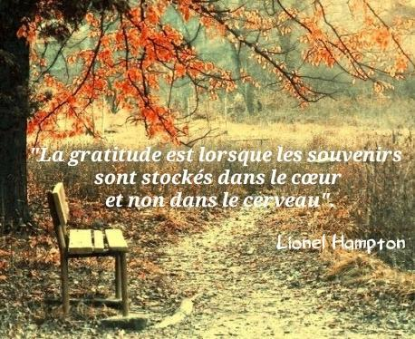 Gratitude francaos
