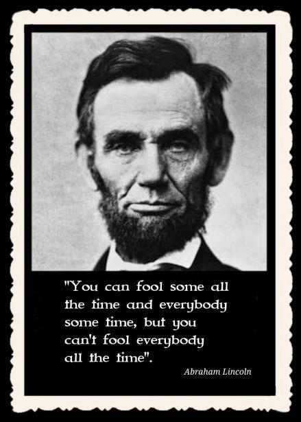 Lincoln english