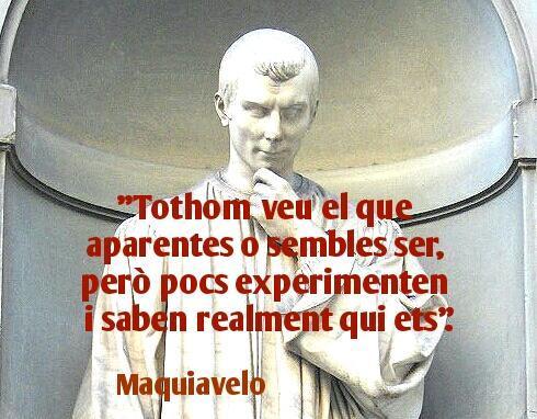 Maquiavelo catala