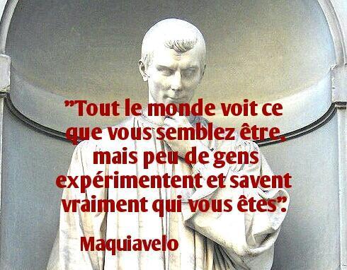Maquiavelo francais