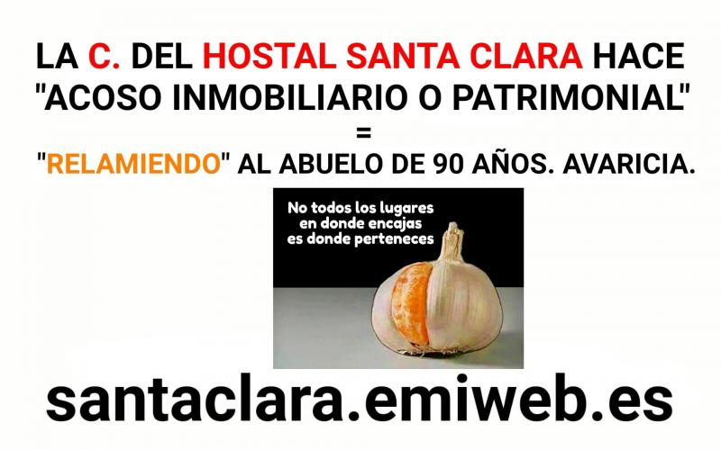 Santa clara estartit hostal en espanol 1