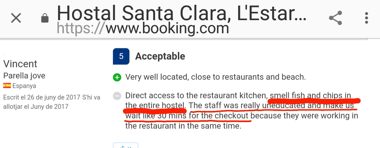 Hotels Santa Clara Hoteles Estartit Hostal Restaurant