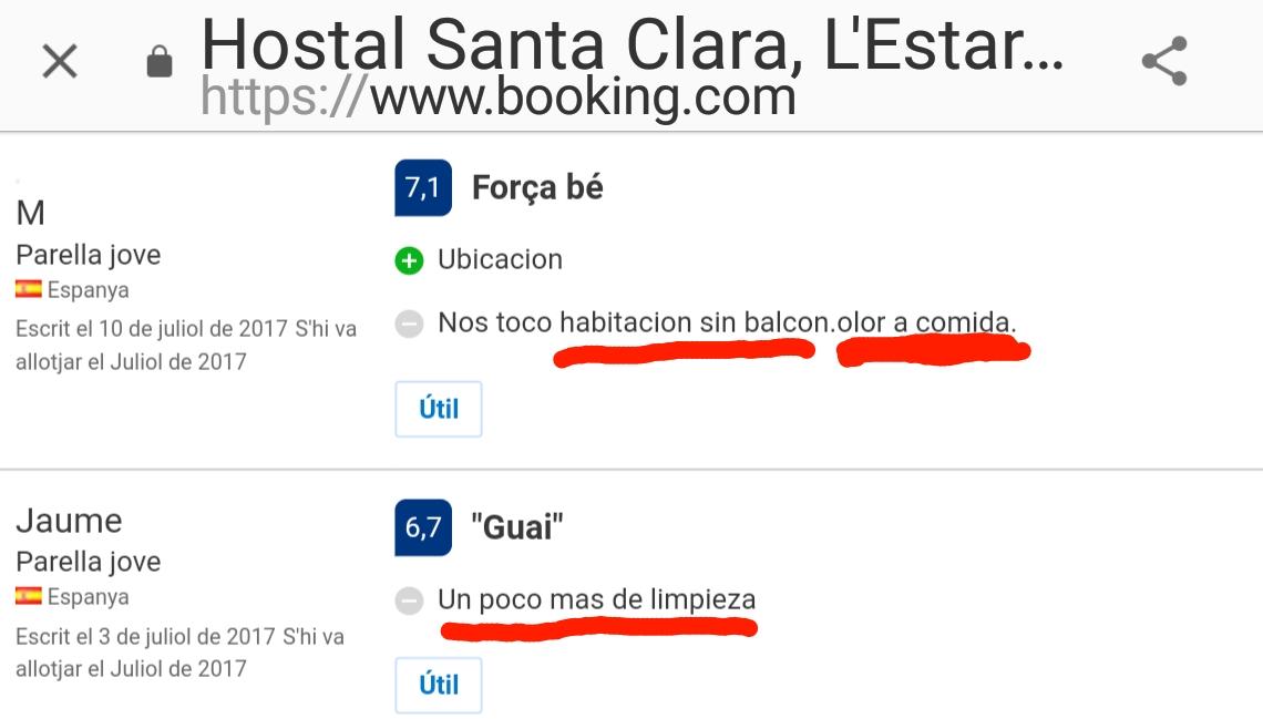 Santa Clara Estartit