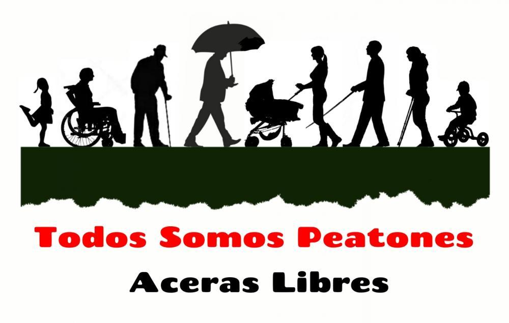 Aceras Libres Todos Somos Peatones Estartit